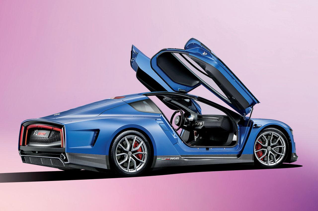A Audi Pensa Num Esportivo Ducati
