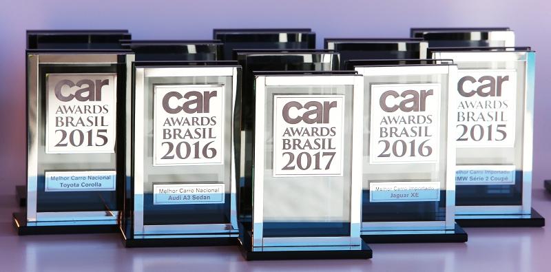 CAR AWARDS  Car Magazine Brasil